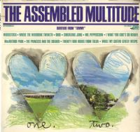 Assembled Multitude,The - Woodstock - Tommy - MacArthur Park (SD 8262) Still Sealed
